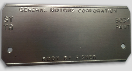 Used Land Rover >> classic vin tags, Id plate, vin plate, id tag. Body tag ...